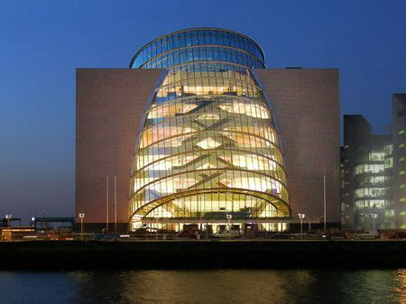 Design Center Dublin | the convention centre at dublin touted to be the first