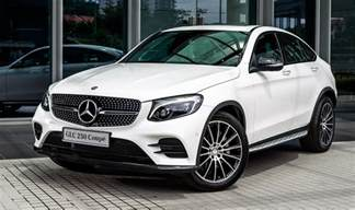 mercedes glc coupe makes its malaysian debut single