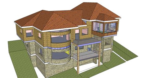 Sketchup House Plans House Plans Sketchup House Design Plans