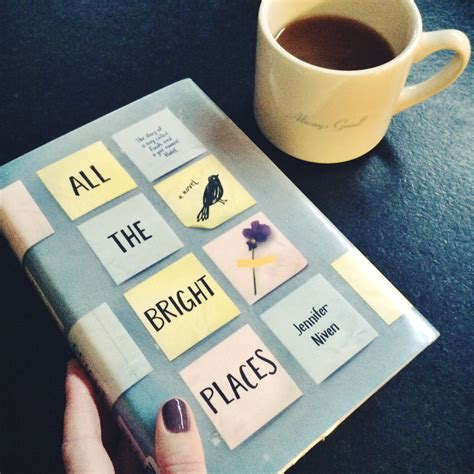Niven All The Bright Places all the bright places by niven by day