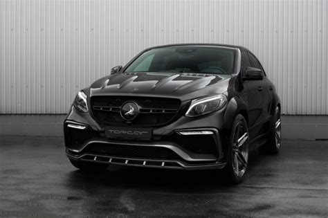 mercedes gle coupe inferno now with more carbon fiber