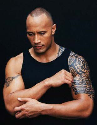 dwayne johnson arm tattoo design wallpapers star collection the rock tattoos dwayne