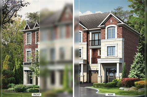 new homes in nobleton caliber homes