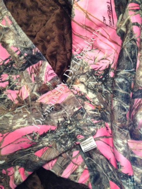 pink camo couch pink camo minky blanket adult couch throw pink or brown