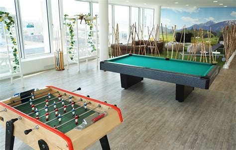 Office Football Pool Stop A Look Inside Trivago S D 252 Sseldorf Office Officelovin