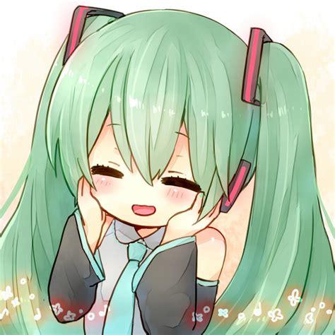 imagenes kawaii de hatsune miku miku hatsune hatsune miku pinterest vocaloid
