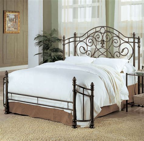 wrought iron bed headboards black wrought iron headboard loccie better homes gardens