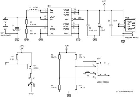 Iphone 5 charger circuit diagram iphone charger circuit ccuart Images