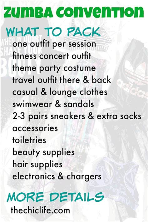 What To Bring To Mba by What To Bring To Convention Packing List The