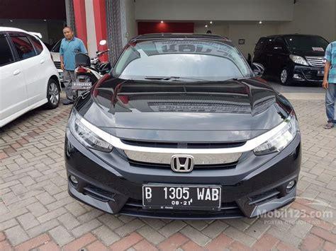 honda civic 1 5 turbo 2016 hitam jual mobil honda civic 2016 turbo 1 5 automatic 1 5 di