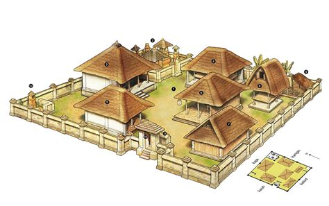 indonesian heritage design file balinese house compound jpg wikimedia commons