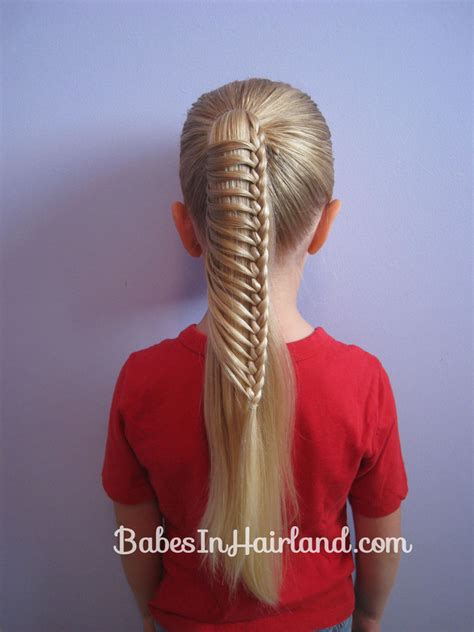 how to do a ladder braid step by step ladder braid inspired by pinterest babes in hairland