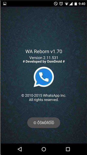 download themes for whatsapp plus reborn descargar whatsapp plus reborn 1 50 android apk gratis