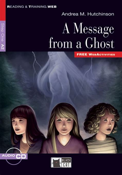 A Message From a message from a ghost step one a2 reading