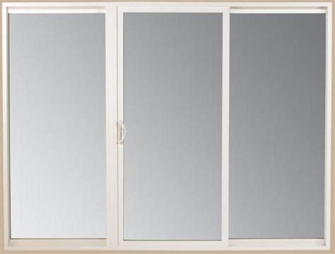 wonderful three panel sliding patio door sliding door 3