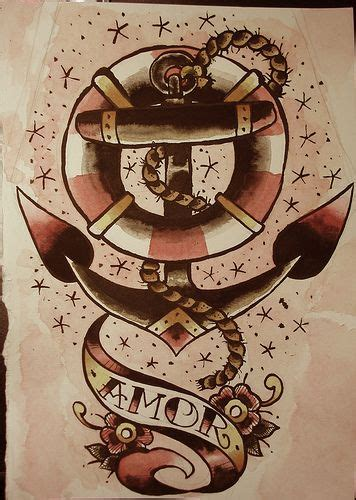 tattoo flash cd download 30 best anchor tattoo flash black images on pinterest