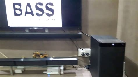 sony ht rt home theater system detail sound test youtube