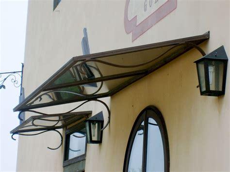 tettoie per finestre pensiline e tettoie crm serramenti