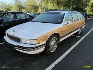 1996 Buick Roadmaster Wagon Bright White 1996 Buick Roadmaster Estate Wagon Exterior