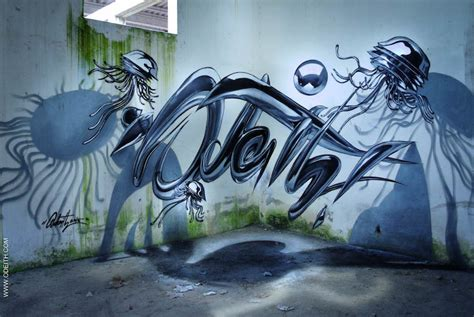 wallpaper that looks like graffiti 17 amazing 3d graffiti artworks that look like they re
