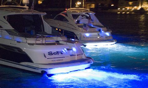 bay boat underwater lights marine underwater lights