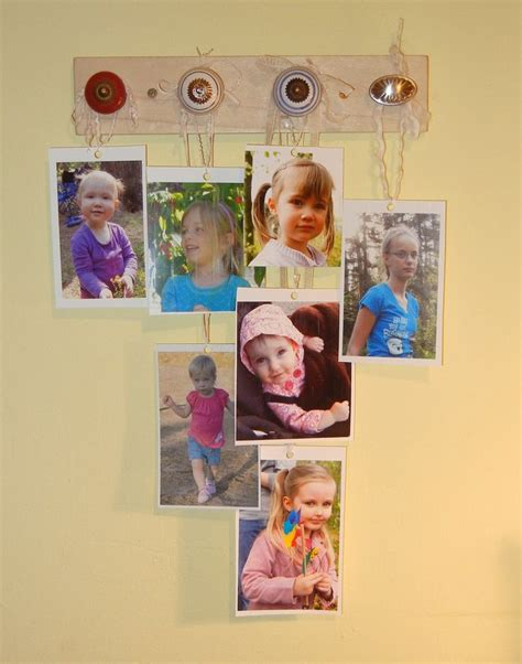 best way to display family photos 19 best images about creative ways to display family