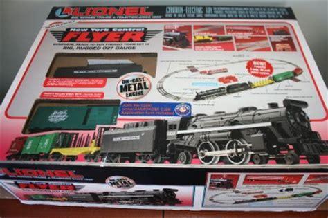 1993 lionel new york central flyer 6 11735 set big rugged 027