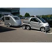 Stretchsmart Wohnwagen  Smart Fortwo Im Anh&228ngerbetrieb