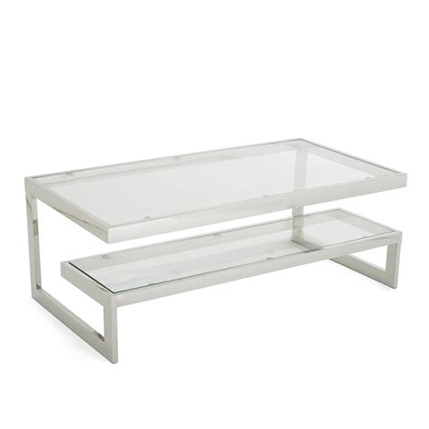 steel glass coffee table glass and steel coffee table glass and steel coffee table