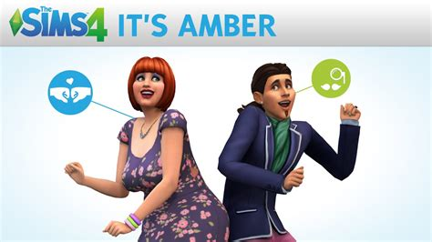 sims r city stories the sims 4 it s amber weirder stories official trailer