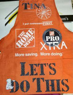 home depot apron aprons home and home