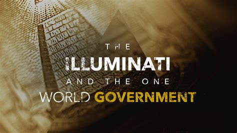illuminati government the illuminati the one world government major amir