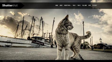 themes wordpress photography 20 simple yet elegant free premium wordpress portfolio