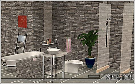 Sims 2 Bathroom by Xm Sims2 Free Sims 2 Computer Object Furniture