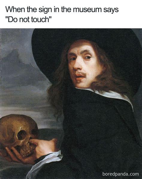 classical art memes  art lovers demilked