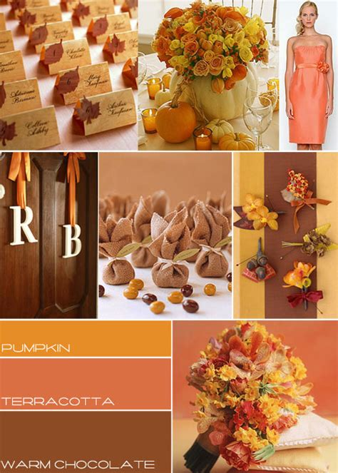 autumn wedding colours autumn weddings wedding mood board ideas