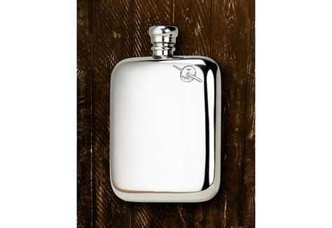 Handmade Flask - handmade pewter flask 28 images rounded pewter hip