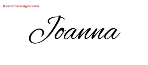 tattoo lettering for joanna cursive name tattoo designs joanna download free free