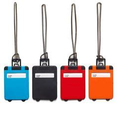 printable plastic luggage tags 1000 images about handy travelling items on pinterest