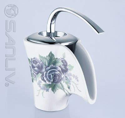ceramic handle bathroom faucet ceramic lavatory faucets sanliv kitchen faucets and bathroom shower mixer taps