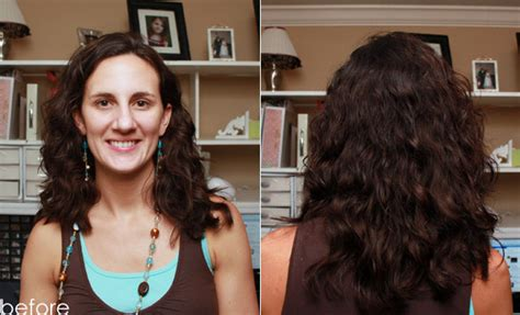 5 ways to make your wavy hair look curlier the best curly