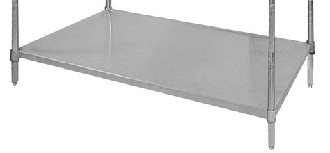 30 Stainless Steel Shelf by Advance Tabco Sh 1830 18 Quot X 30 Quot Solid Stainless Steel Shelf