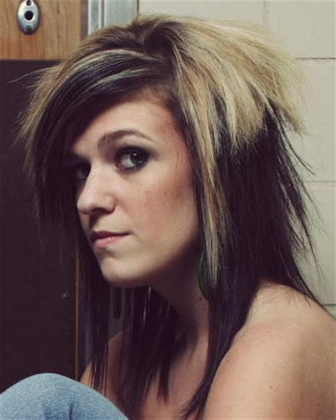 emo hairstyles no bangs 13 emo hairstyles for girls pictures