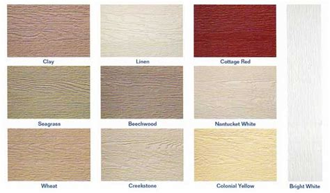 Canexel Siding Price Per Square Foot - lp smartside color choices excellent exteriors