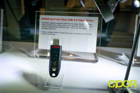 Sandisk Ultra Fit Usb 3 0 Flash Drive 64gb Sdcz43 064 Berkualitas computex 2015 sandisk unveils microscopic 128gb usb 3 0 flash drive custom pc review