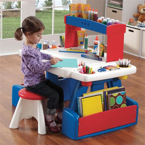 Step2 Creative Projects Table Includes Two Stools by Step2 Creative Projects Table Best Educational