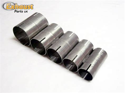 pipe connectors exhaust pipe connector coupler 57 15mm 2 25 adapter