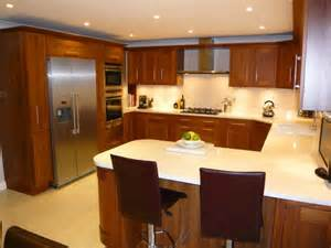 u shaped kitchen design with island small kitchen designs with islands 10 x 10 10 x 10 u