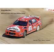 WRC Mitsubishi Lancer Tommi Makinen Compilation 99