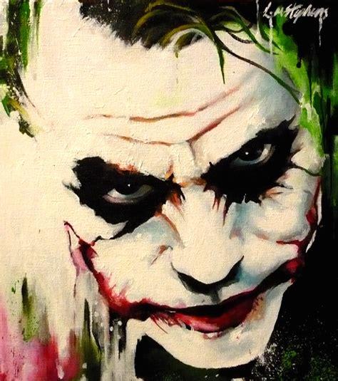 joker painting joker abstract by sullen skrewt on deviantart